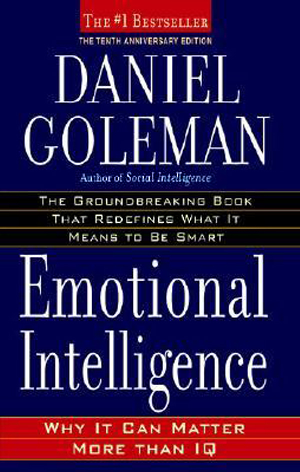 GOLEMAN Daniel EMOTIONAL INTELLIGENCE cop1