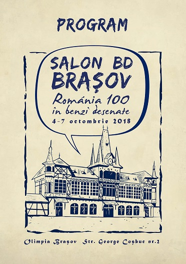 SALON BD BRASOV PROGRAM